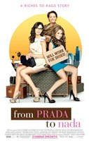 "From Prada to Nada - 11"" x 17"""