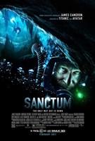 """Sanctum - 11"""" x 17"""""""