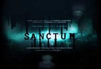 """Sanctum - 17"""" x 11"""""""