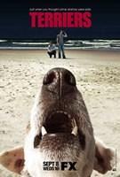 """Terriers (TV) - 11"""" x 17"""" - $15.49"""