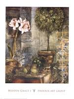 Hidden Grace I Fine Art Print