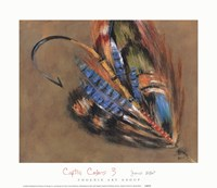 Captive Colors III Framed Print
