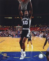 David Robinson 1990 Action Fine Art Print