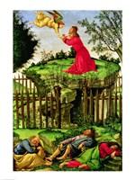 The Agony in the Garden, c.1500 Fine Art Print