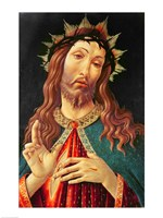 Ecce Homo, or The Redeemer, c.1474 Fine Art Print