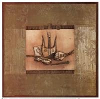 Classical Instrument I Fine Art Print
