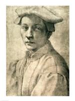 Portrait of Andrea Quaratesi, c.1532 Fine Art Print