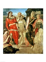 The Entombment by Michelangelo Buonarroti - various sizes - $16.49
