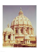 View of the dome, 1546-93 Fine Art Print