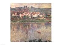 Vetheuil, 1901 Fine Art Print
