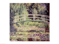 White Nenuphars, 1899 by Claude Monet, 1899 - various sizes - $15.99