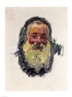 Self Portrait, 1917 by Claude Monet, 1917 - various sizes