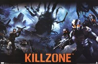 "Killzone 3 - Jungle - 34"" x 22"""