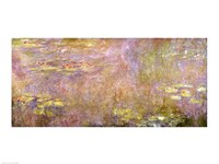 Waterlilies, after 1916 Fine Art Print