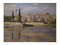 Carrieres-Saint-Denis, 1872 by Claude Monet, 1872 - various sizes