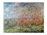 Spring, 1880-82 Framed Print