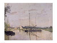 Argenteuil, 1872 by Claude Monet, 1872 - various sizes, FulcrumGallery.com brand