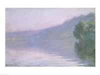 The Seine at Port-Villez, 1894 by Claude Monet, 1894 - various sizes, FulcrumGallery.com brand