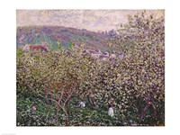 Fruit Pickers, 1879 by Claude Monet, 1879 - various sizes