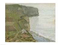 Cap d'Antifer, Etretat by Claude Monet - various sizes