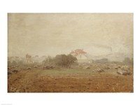 Fog, 1872 by Claude Monet, 1872 - various sizes - $16.49
