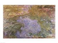 Water Lilies, 1919 by Claude Monet, 1919 - various sizes