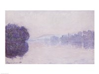 The Seine near Vernon, Morning Effect, c.1894 Fine Art Print