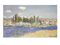 Vetheuil, 1880 by Claude Monet, 1880 - various sizes