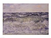 Seascape, 1881 by Claude Monet, 1881 - various sizes