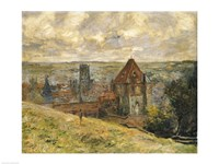 Dieppe, 1882 by Claude Monet, 1882 - various sizes