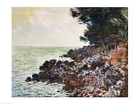 Cap Martin by Claude Monet - various sizes