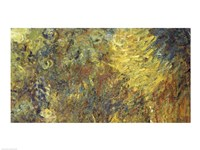 Water Lilies, 1917 by Claude Monet, 1917 - various sizes, FulcrumGallery.com brand