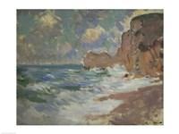 Receding Waves by Claude Monet - various sizes, FulcrumGallery.com brand