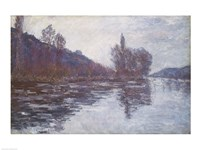 The Seine near Giverny, 1894 by Claude Monet, 1894 - various sizes