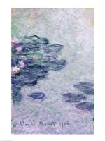 Waterlilies, 1906 Fine Art Print