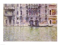 Le Palais da Mula, 1908 by Claude Monet, 1908 - various sizes