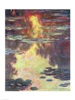 Waterlilies, 1907 Fine Art Print