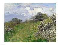 Spring, 1875 by Claude Monet, 1875 - various sizes