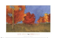 Summer's Fall I Fine Art Print