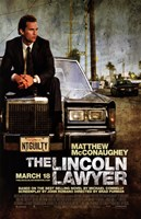 The Lincoln Lawyer Wall Poster