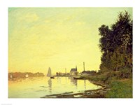 Argenteuil, at the End of the Afternoon, 1872 by Claude Monet, 1872 - various sizes, FulcrumGallery.com brand