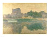 The Church of Vernon, Brouillard, 1894 by Claude Monet, 1894 - various sizes - $16.49