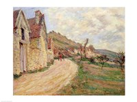The Rocks at Falaise by Claude Monet - various sizes