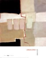 Urban Grid I Fine Art Print