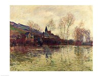 Floods at Giverny, 1886 by Claude Monet, 1886 - various sizes