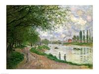 The Island of La Grande Jatte by Claude Monet - various sizes