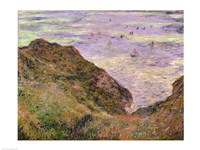 View Over the Sea, 1882 by Claude Monet, 1882 - various sizes