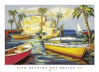 Bay Breeze III Fine Art Print