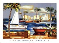 Bay Breeze IV Fine Art Print