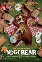 "Yogi Bear - 11"" x 17"""
